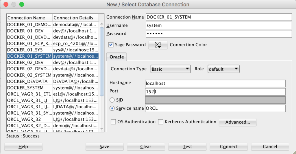 jcon no: Oracle blog - Java and JDBC for Oracle DBAs – Part 1